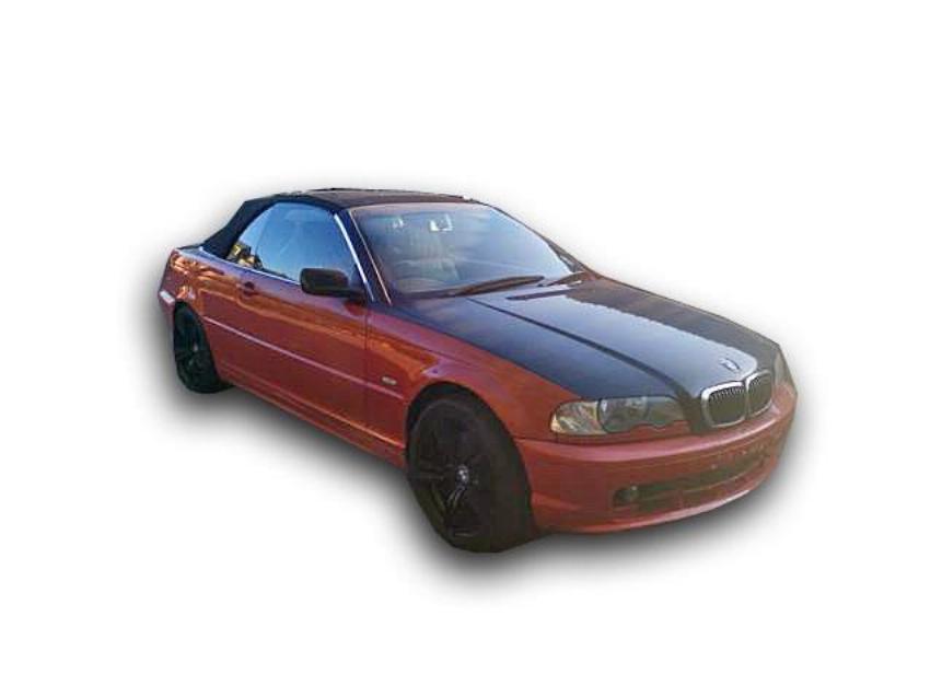 3 Series 2000 BMW 330CI Convertible Code 3
