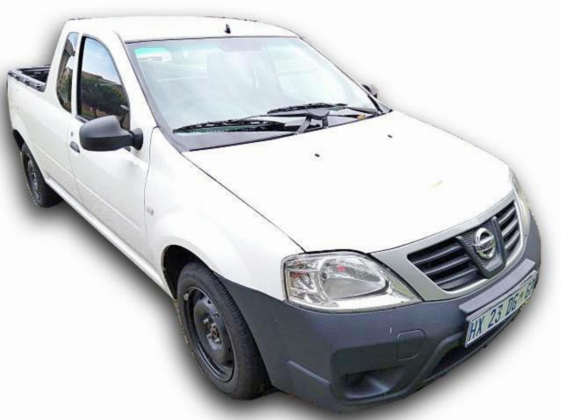 Nissan NP200 1.5DCI Safety Pack PU A/C