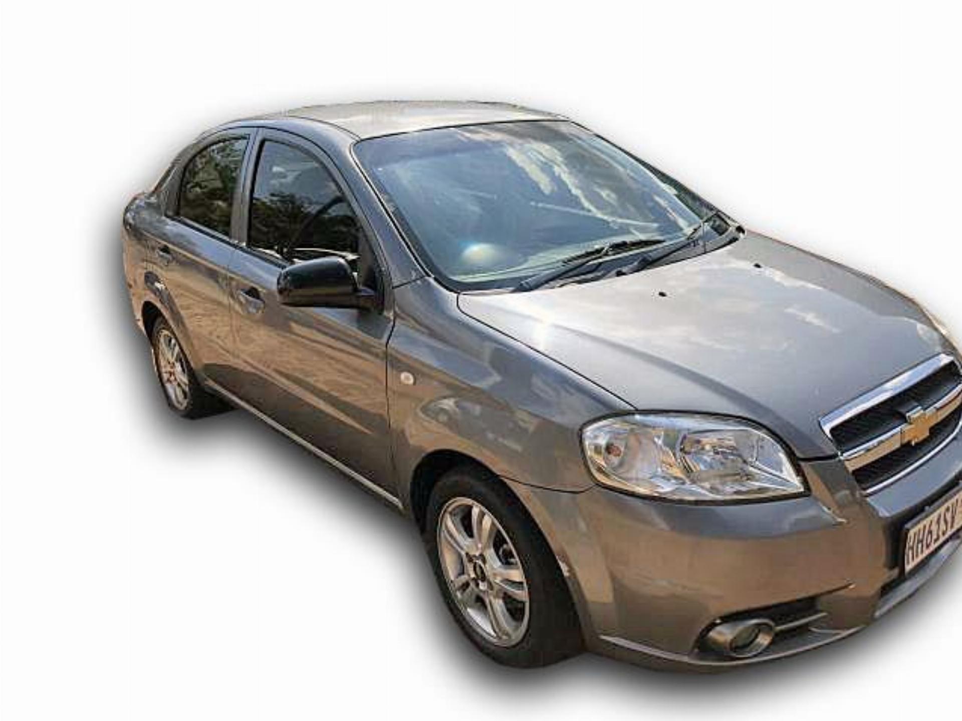 Chevrolet Aveo 1.6 LS - Sedan