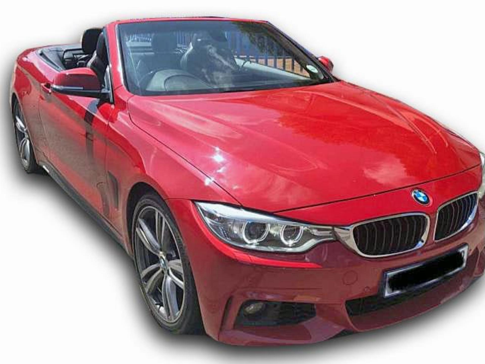 BMW 4 Series 428I Convert M Sport A/T