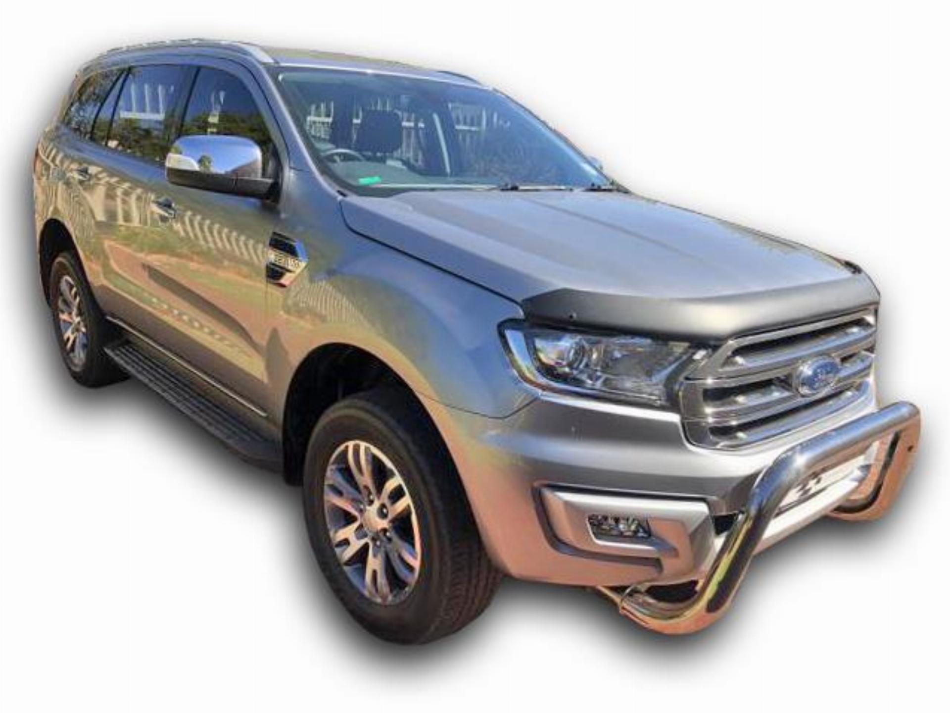 Ford Everest 3.2 LTD 4X4 A/T