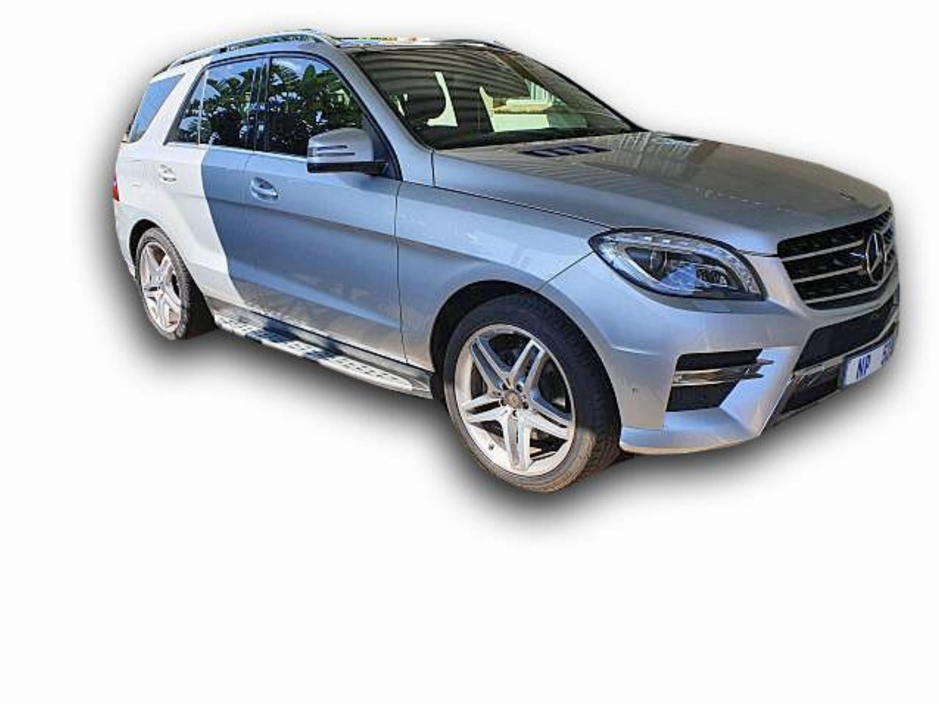 Mercedes Benz ML250 Bluetech