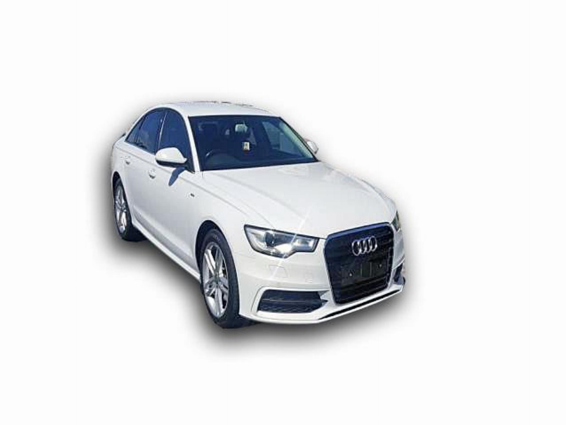 Audi A6 2.0 TDI Multitronic Sline