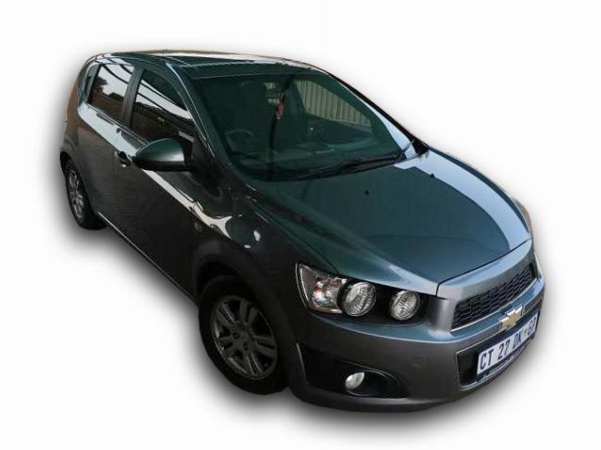 Chevrolet Sonic 1.4 LS 5DR