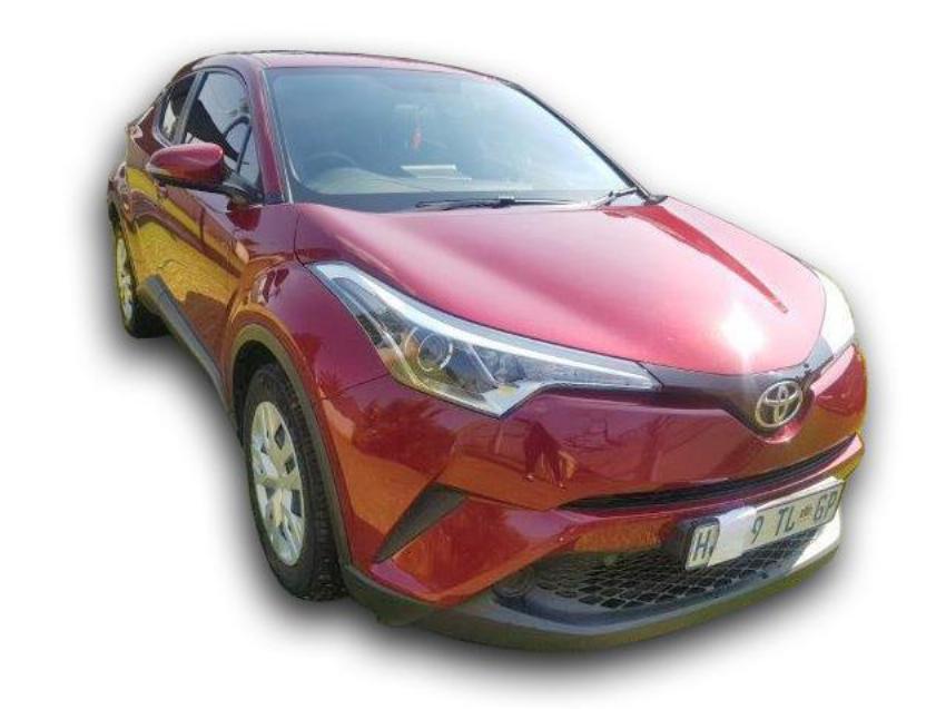 Toyota C-HR 1.2 T