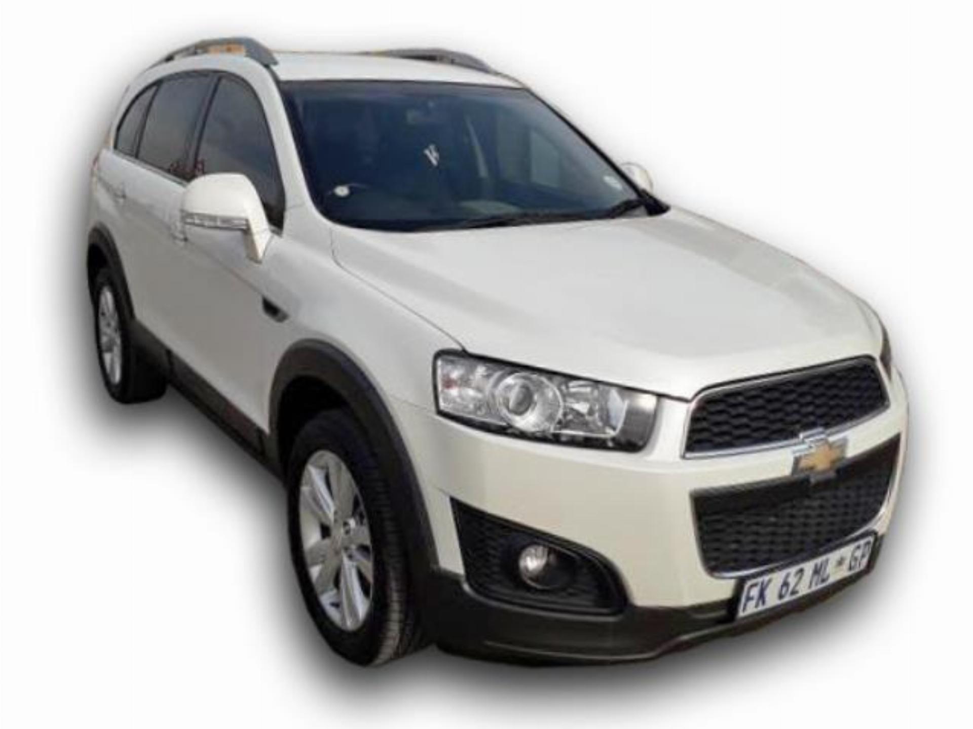Chevrolet Captiva 2.4 Petrol