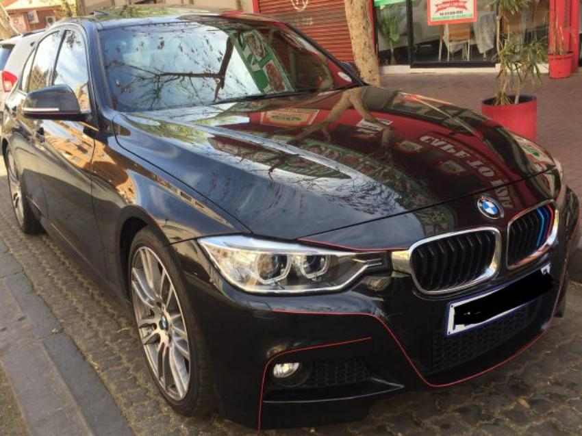3 Series 2013 BMW 320I M Sports
