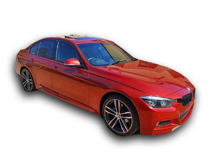 3 Series 2018 BMW 320I F30 Facelift Msports Auto