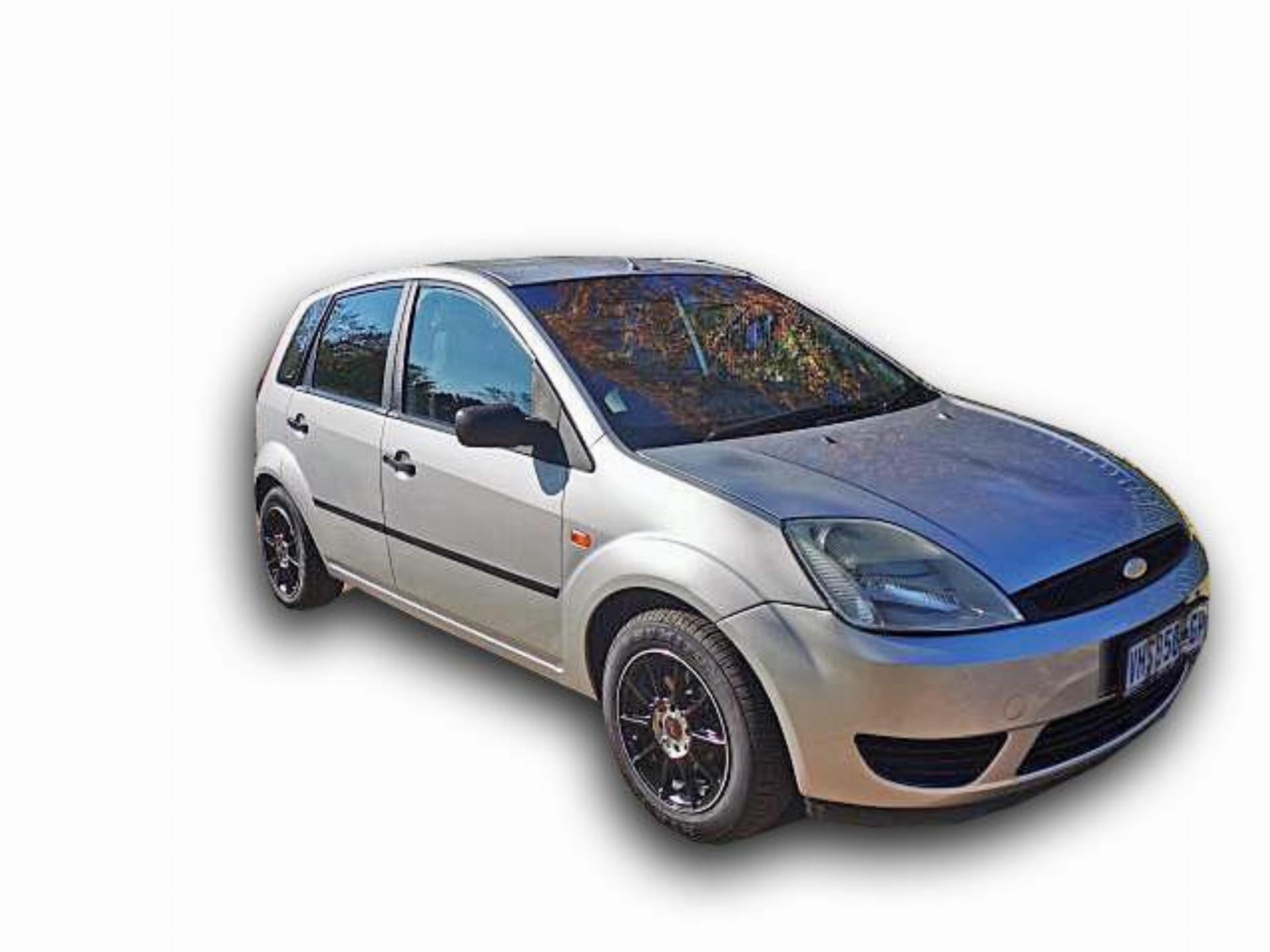 Ford Fiesta 1.4I 5DR