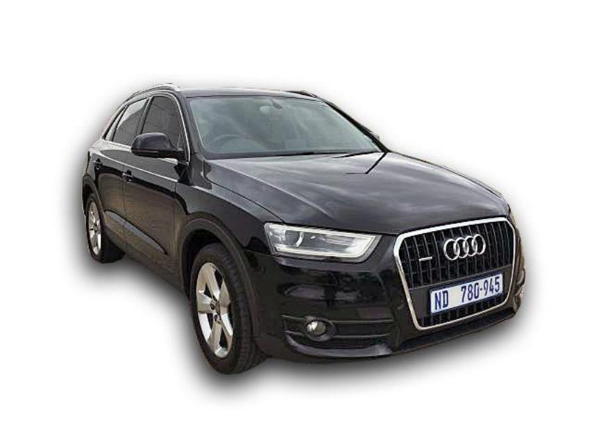 Audi Q3 2.0T Fsi Quatt (125KW)