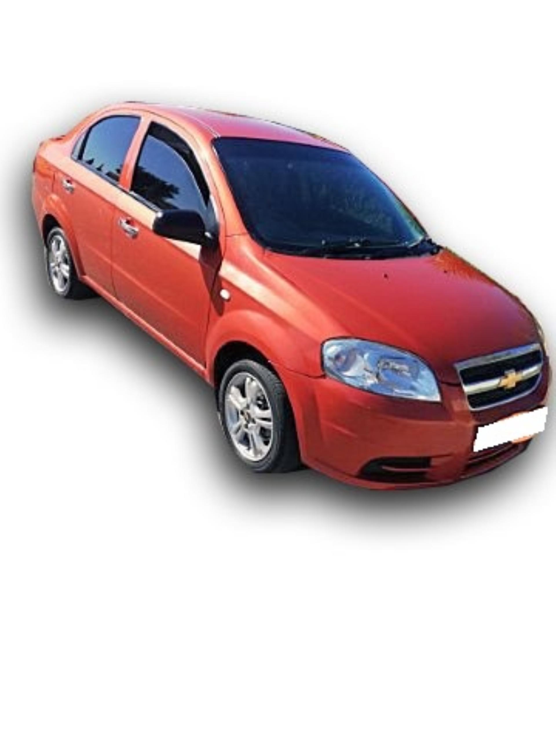 Chevrolet Aveo 1,6 Model