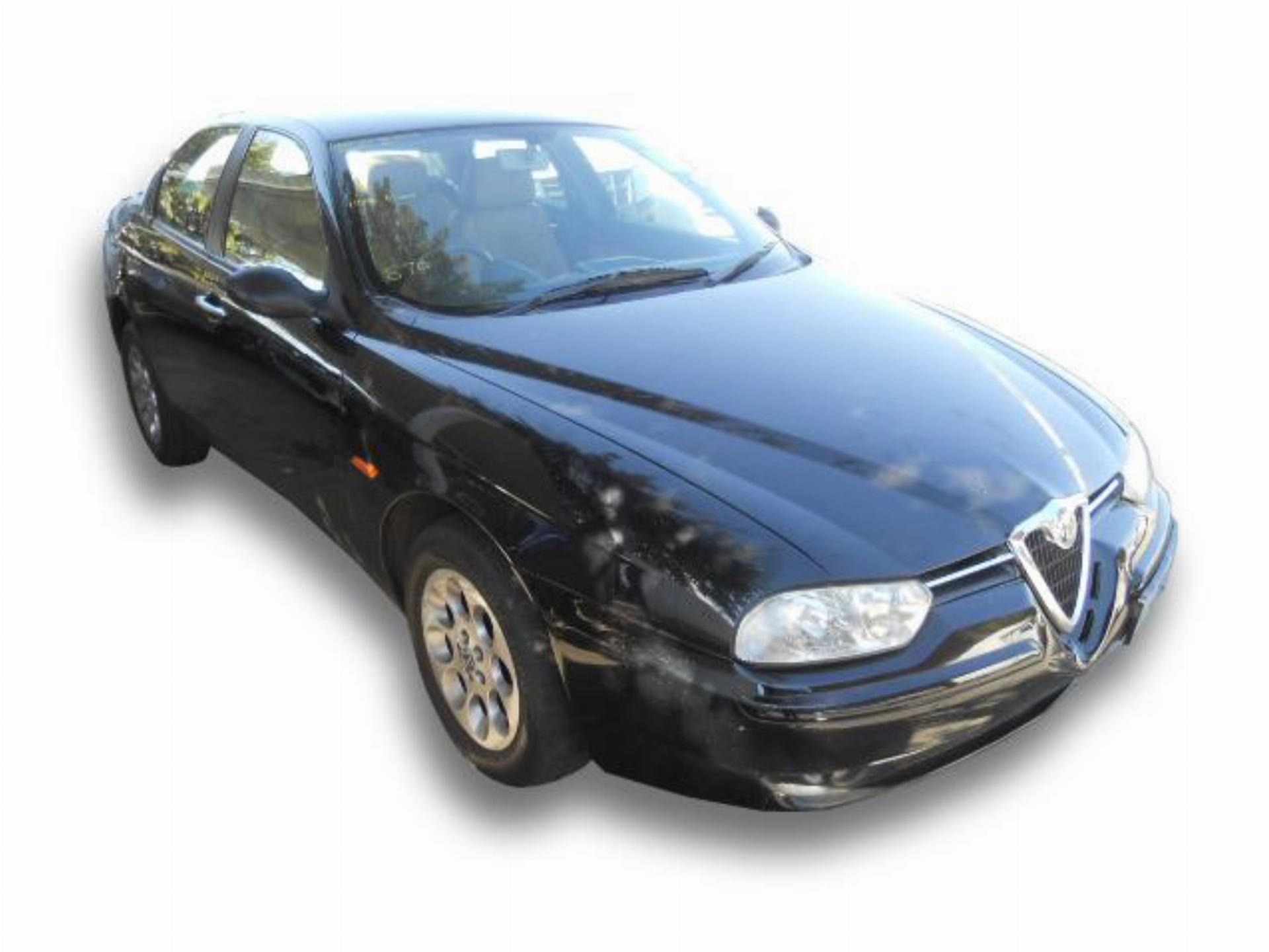 Alfa Romeo 156 2.5 V6