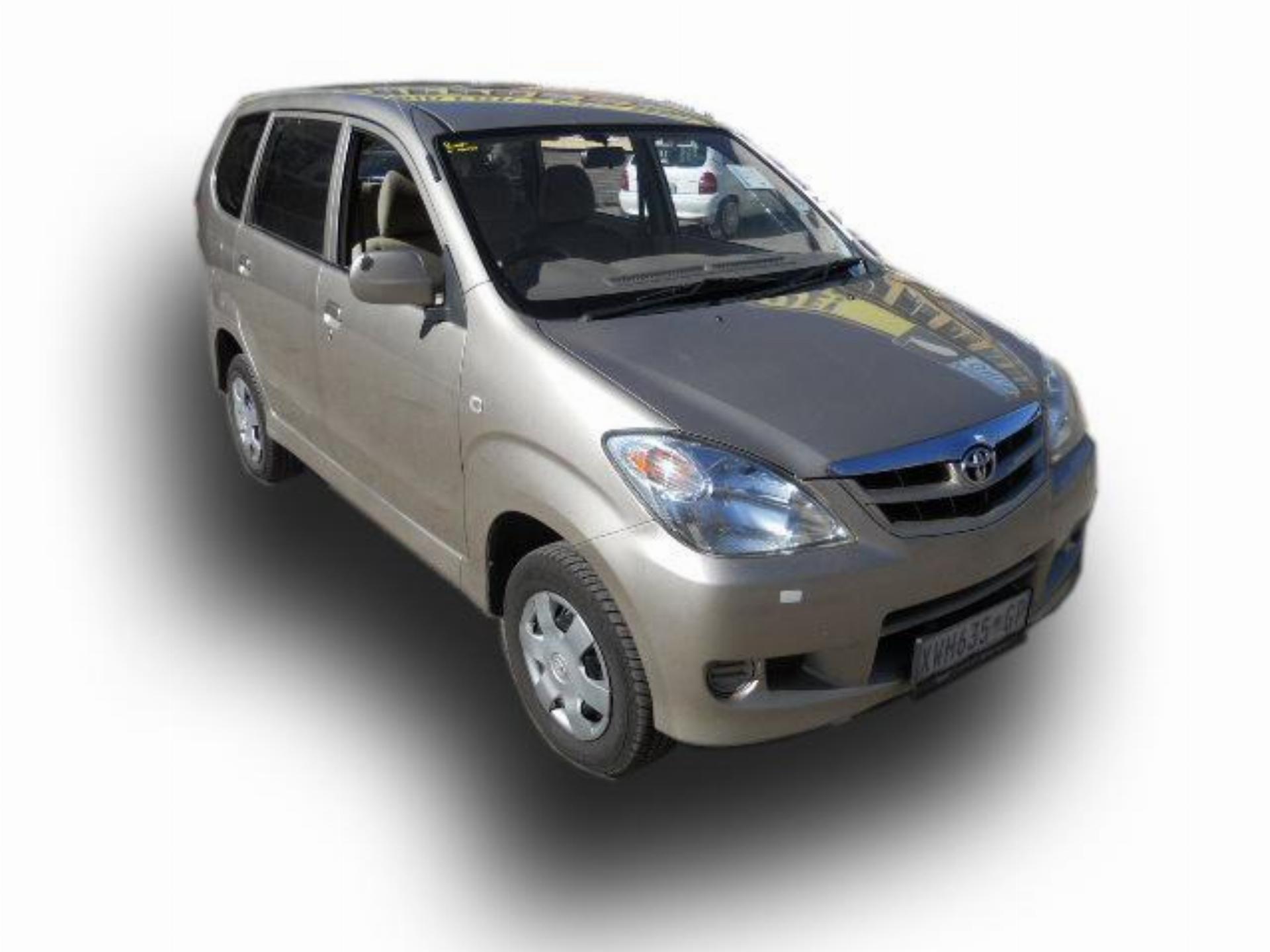 Kekurangan Toyota Avanza 2008 Review