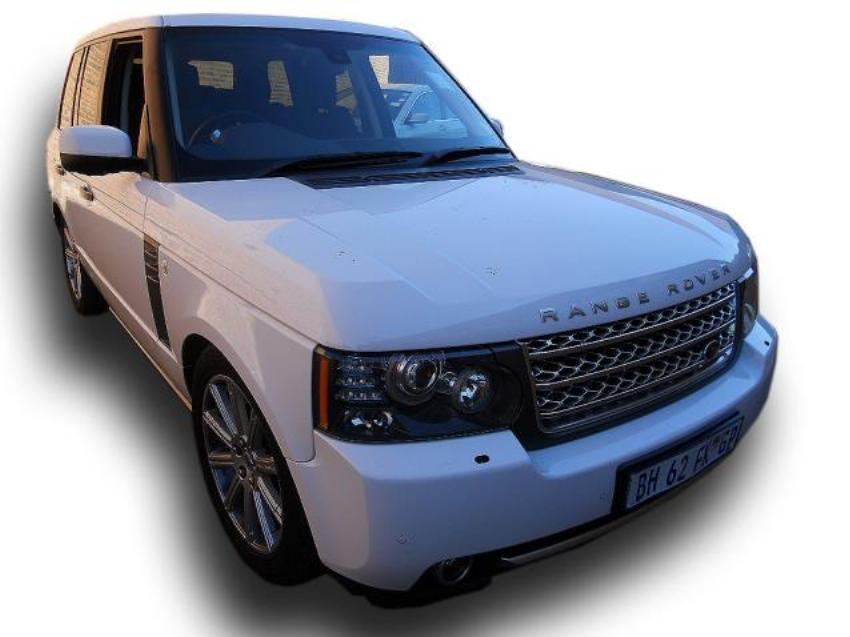 Land Rover Range Rover SE 5.0
