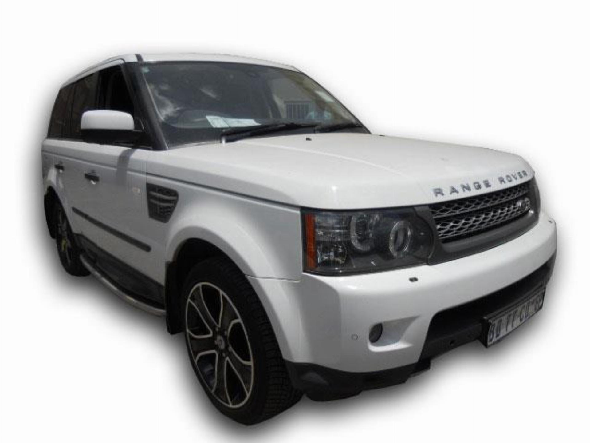 Land Rover Range Rover 5.0 S