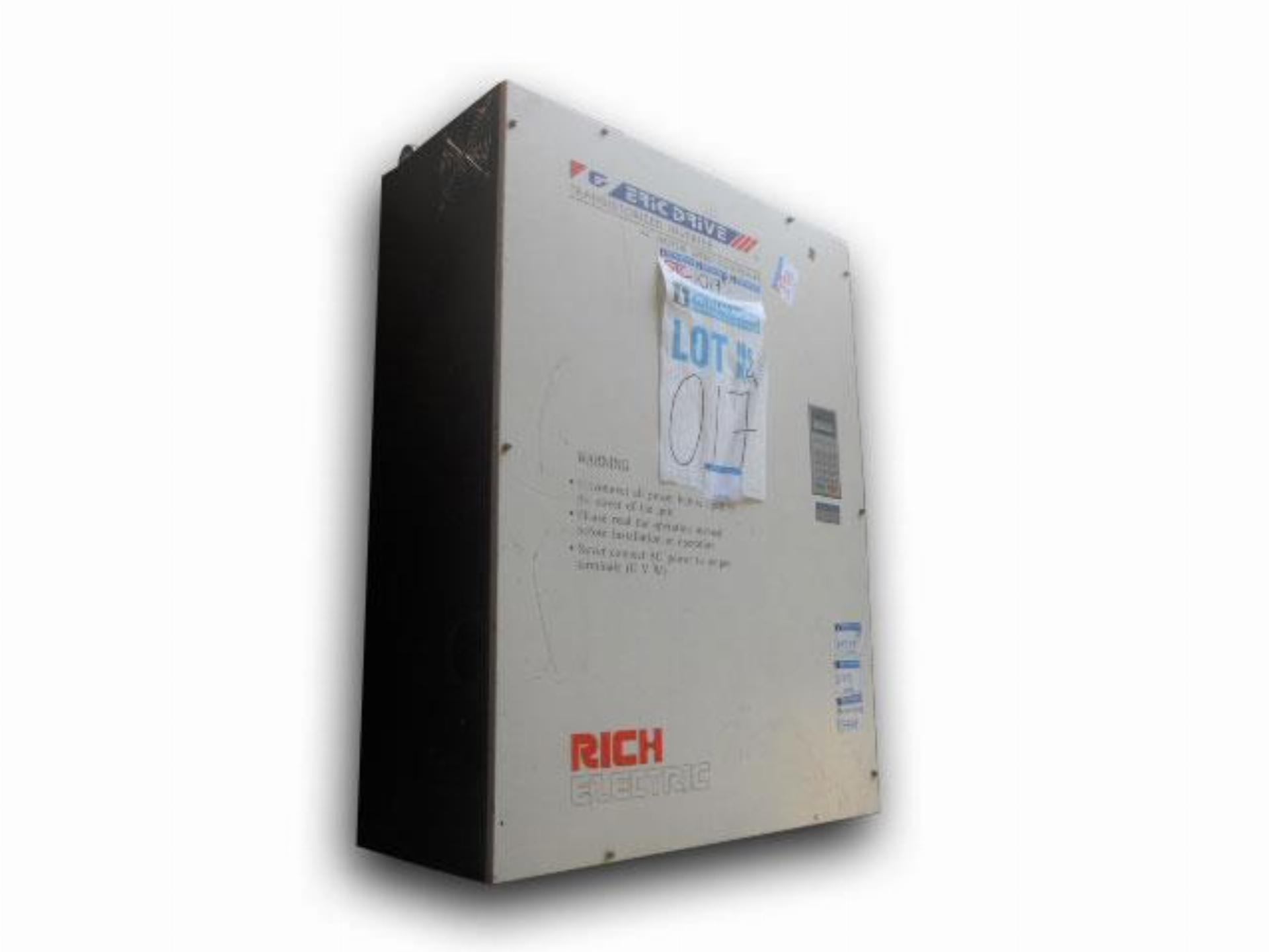 Equipment Equipment Eric Drive Power Box