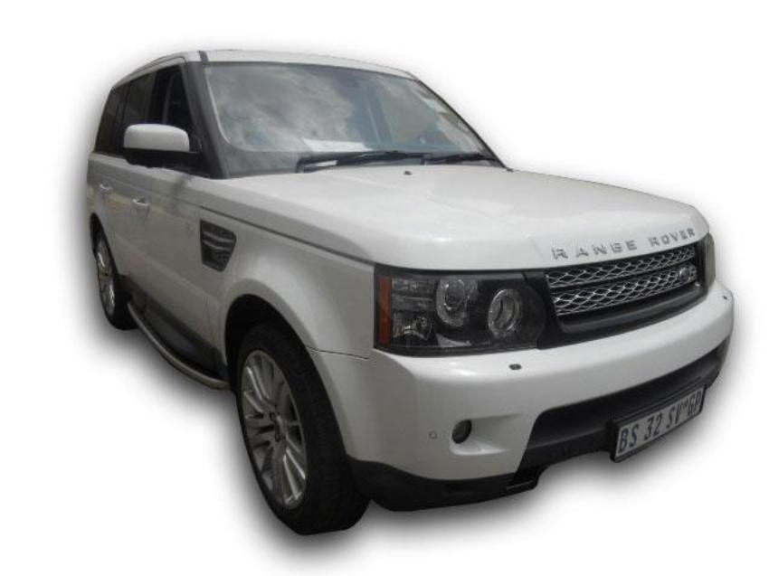 Land Rover Range Rover V6 3.0 Hse Lux