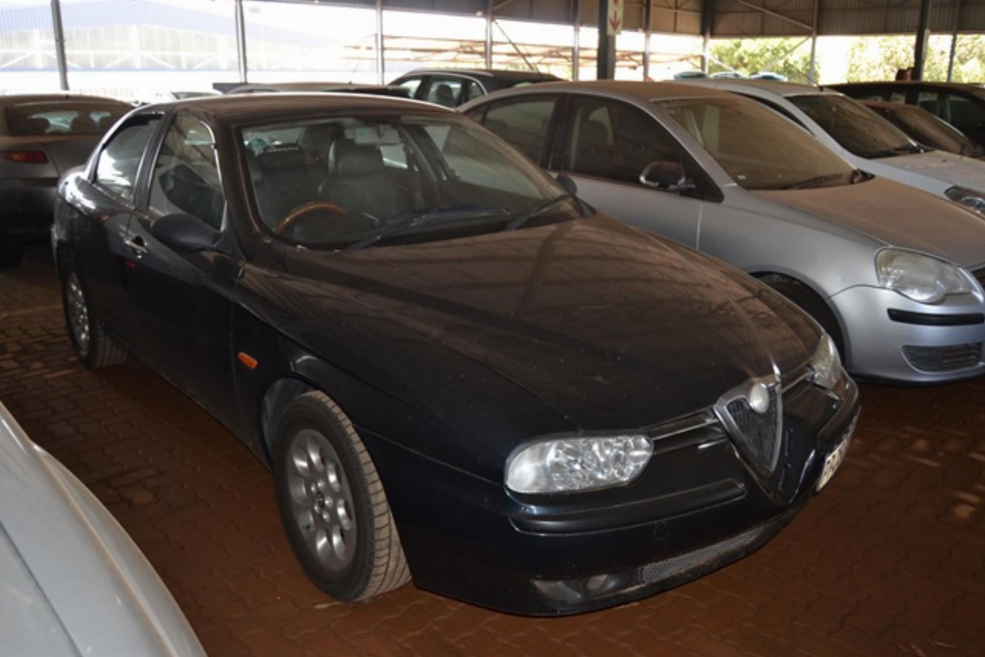 Alfa Romeo 156 2.0 Twin Spa