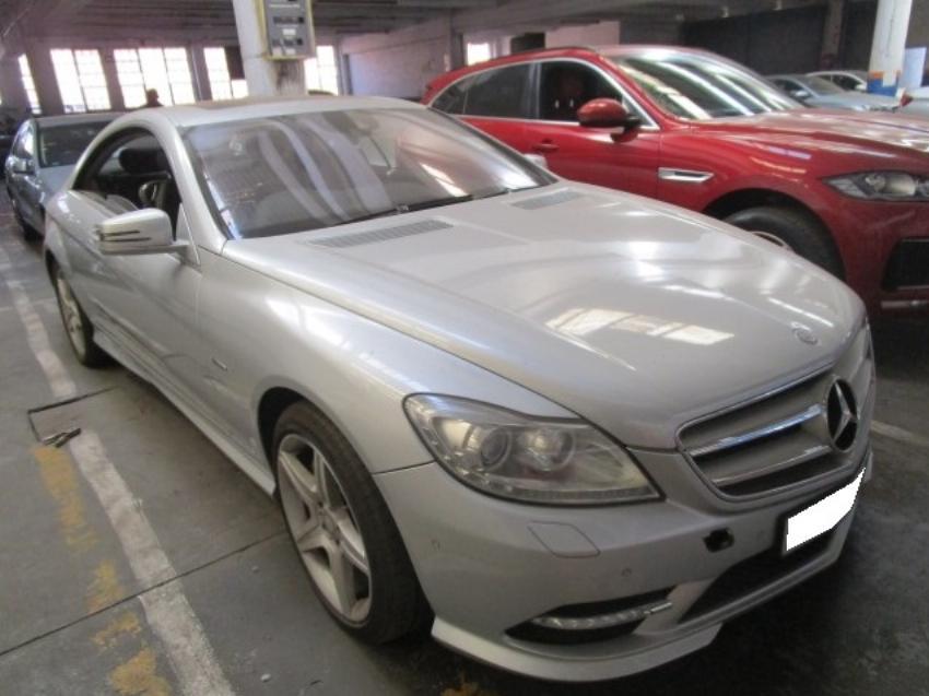 Mercedes Benz CL 500 4.6 BI T