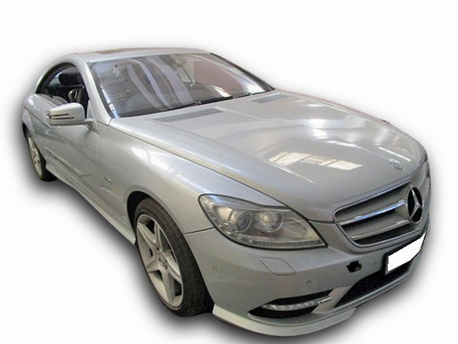 Mercedes Benz CL 500 4.6 BI T