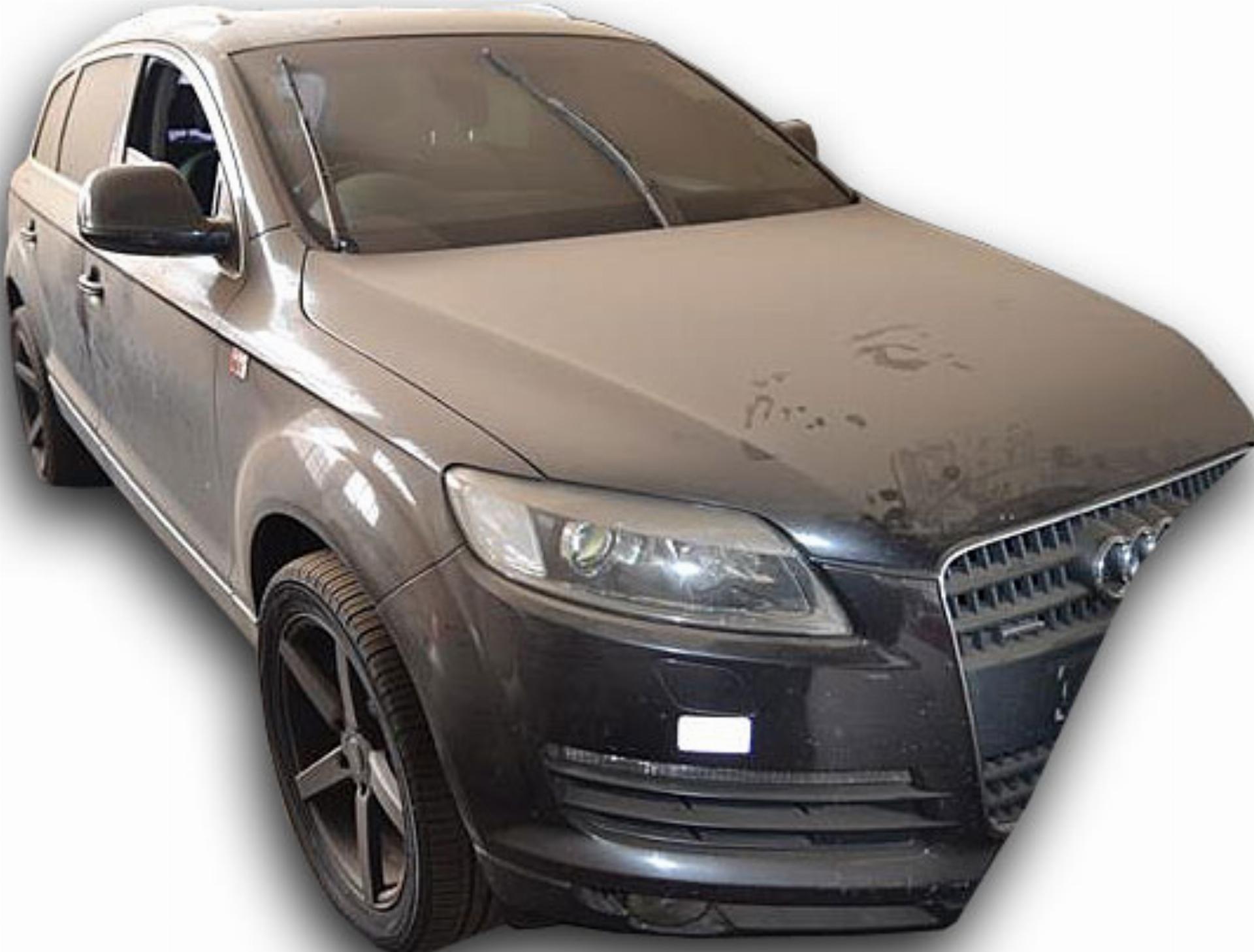 Audi Q7 RS V8 4.2 Fsi