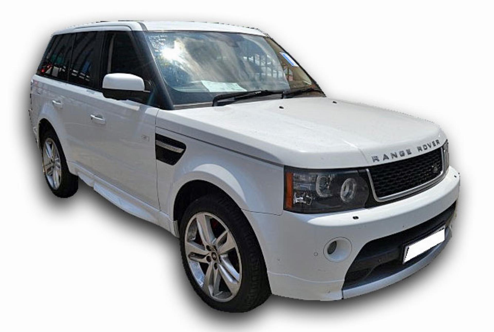 Land Rover Range Rover 5.0 V8 Sport Super Charged
