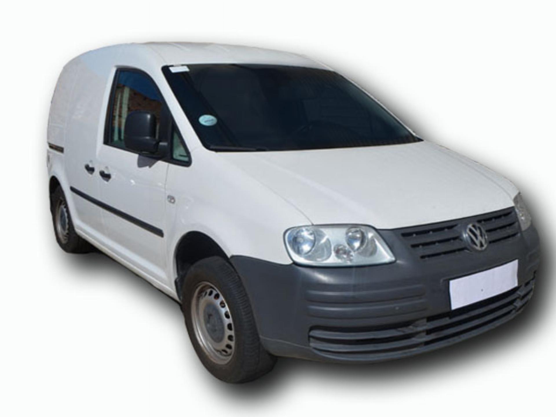 Volkswagen Caddy 2.0 Sdi F/C P/VAN