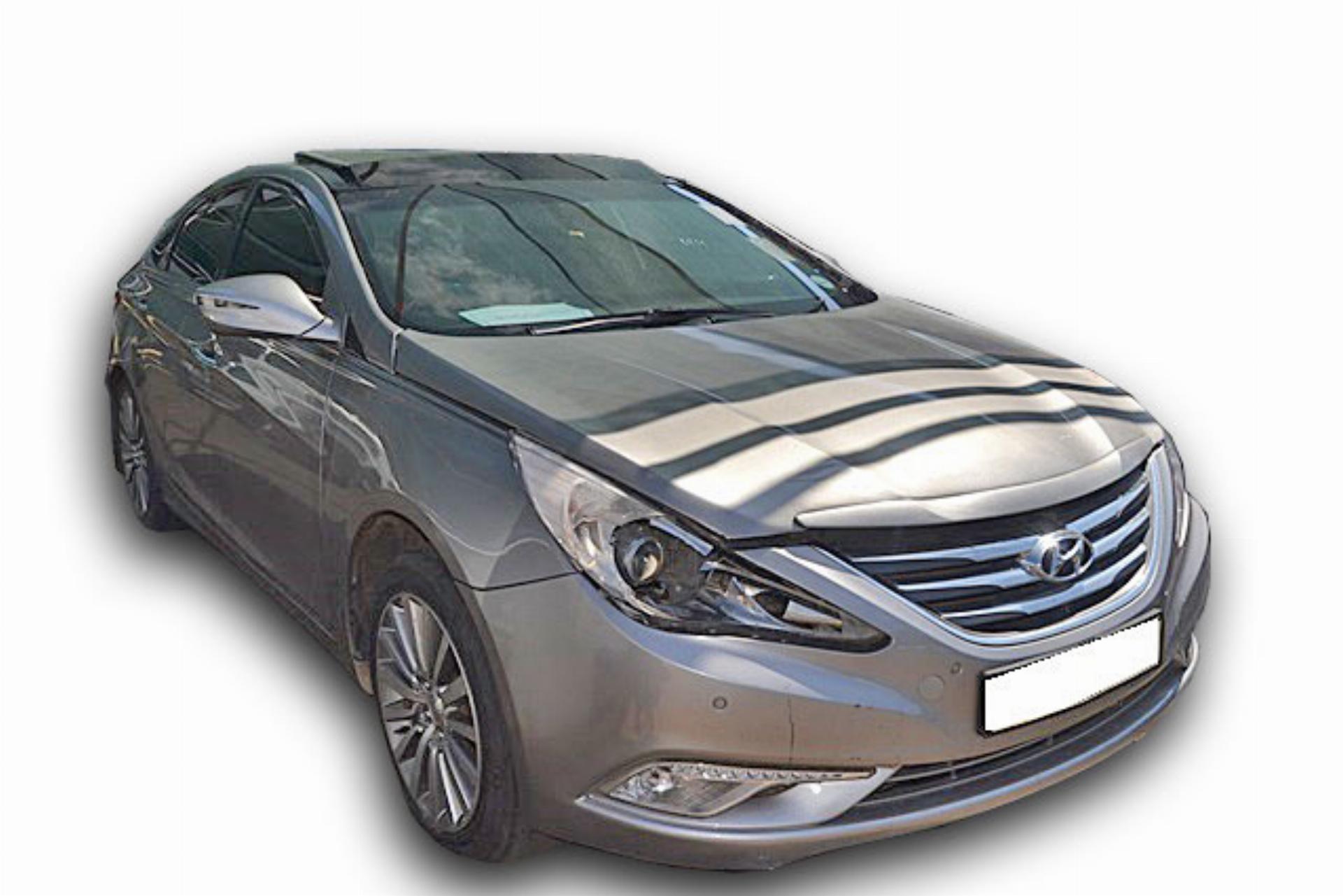 Hyundai Sonata 2.4 Gdi Elite