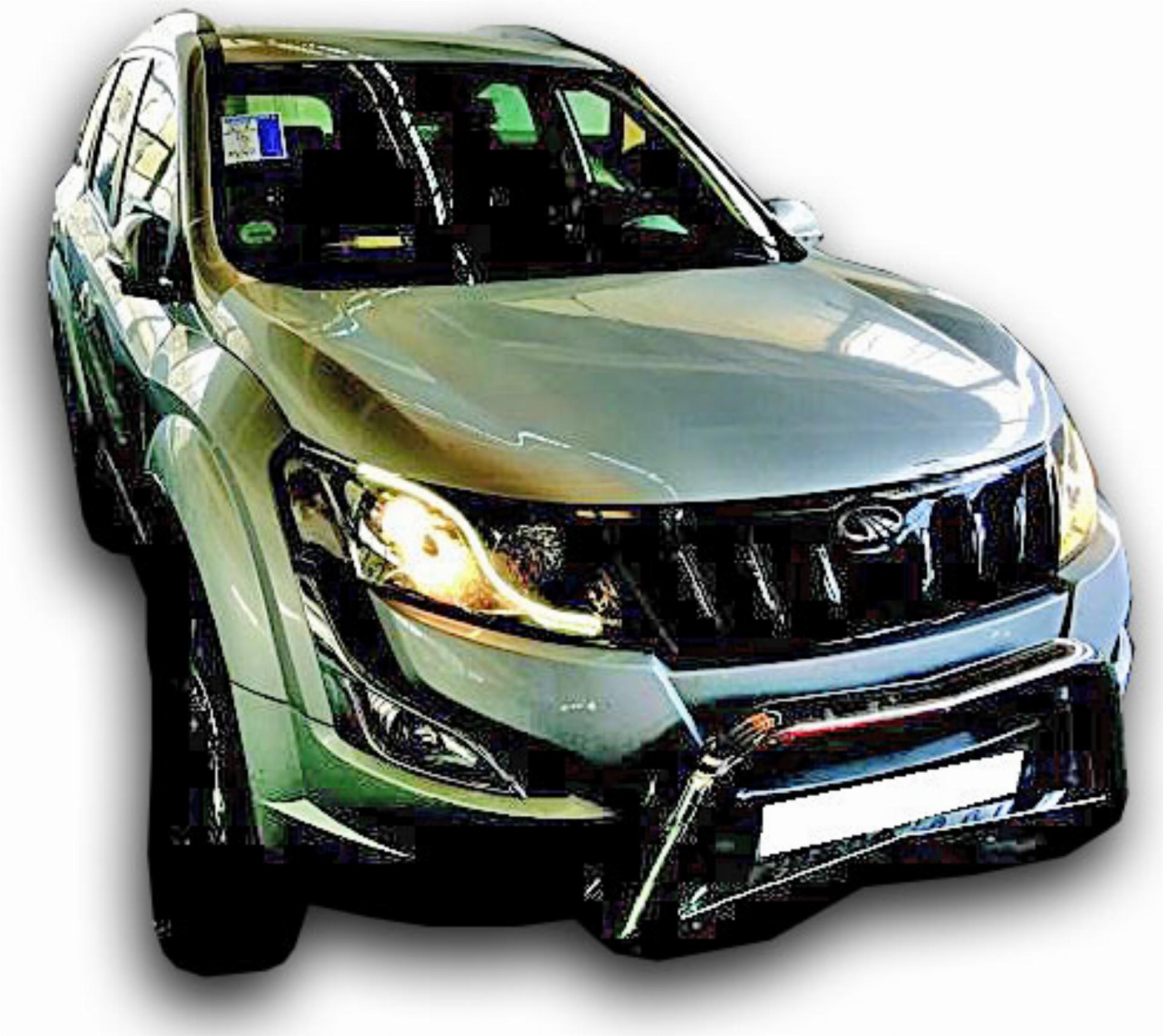 Repossessed Mahindra Xuv 500 2.2 D 2016 On Auction