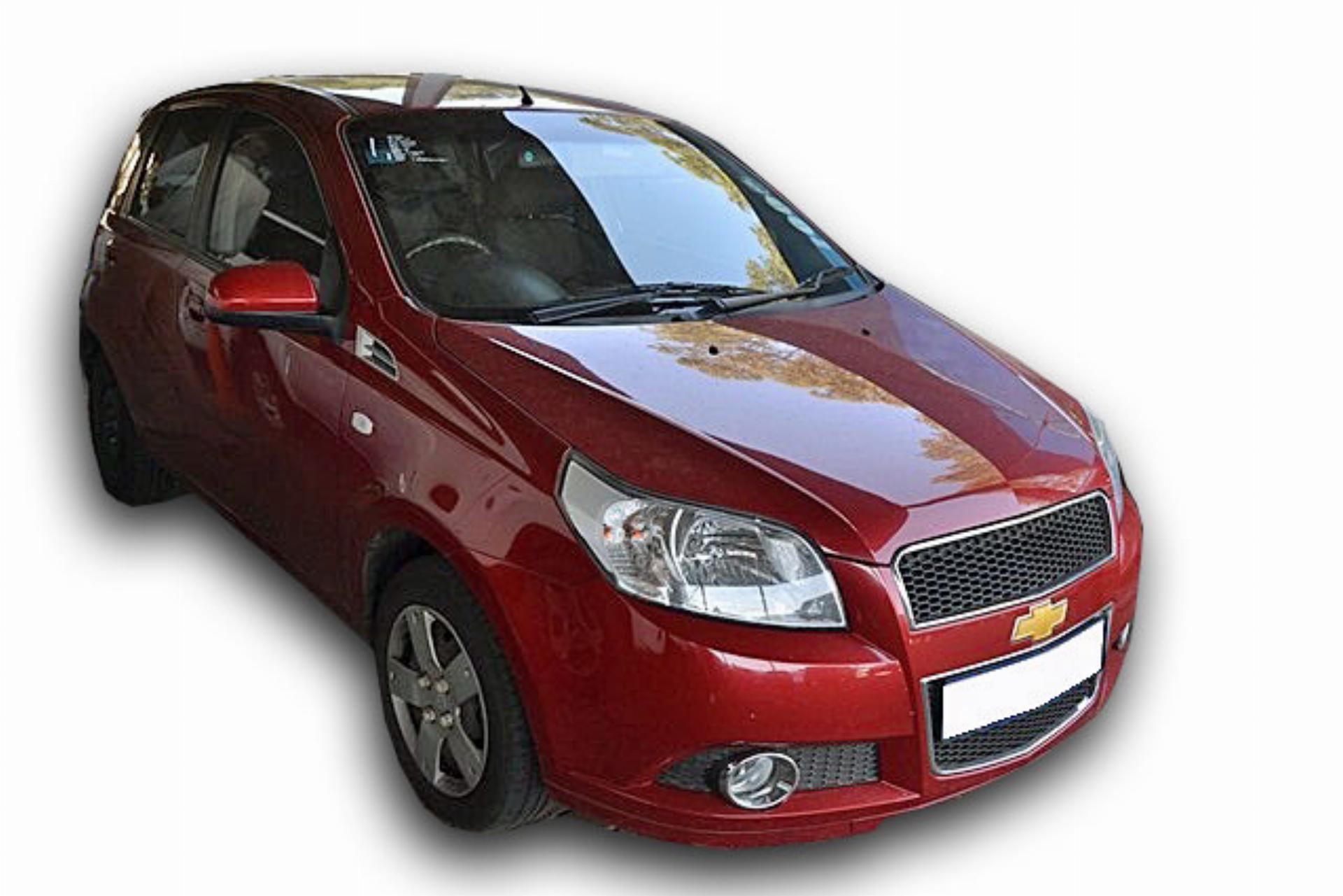 Chevrolet Aveo 1.6 LS 5DR