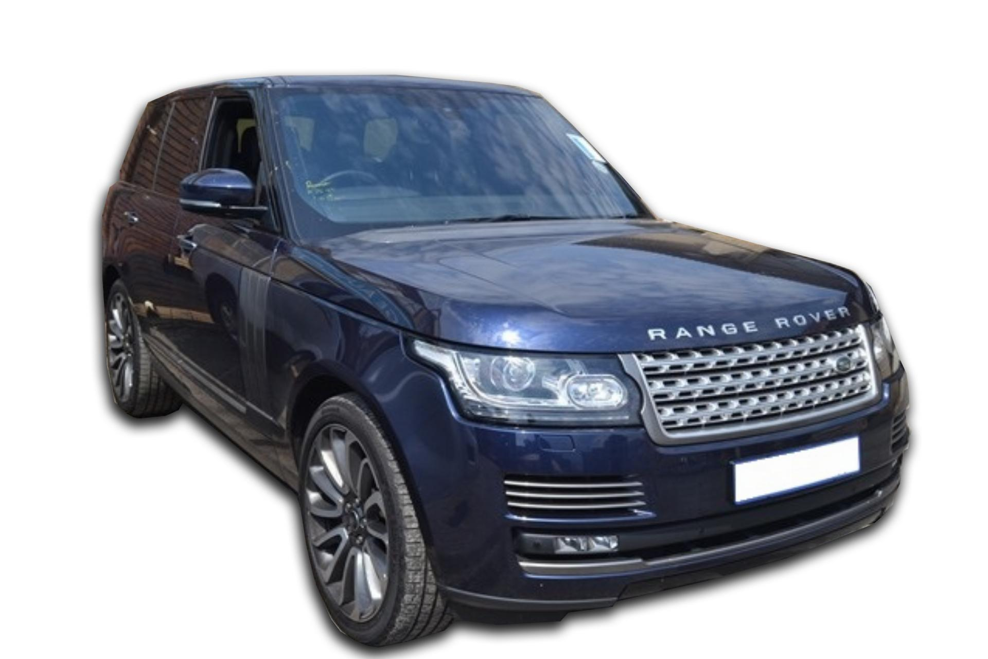 Land Rover Range Rover 5.0