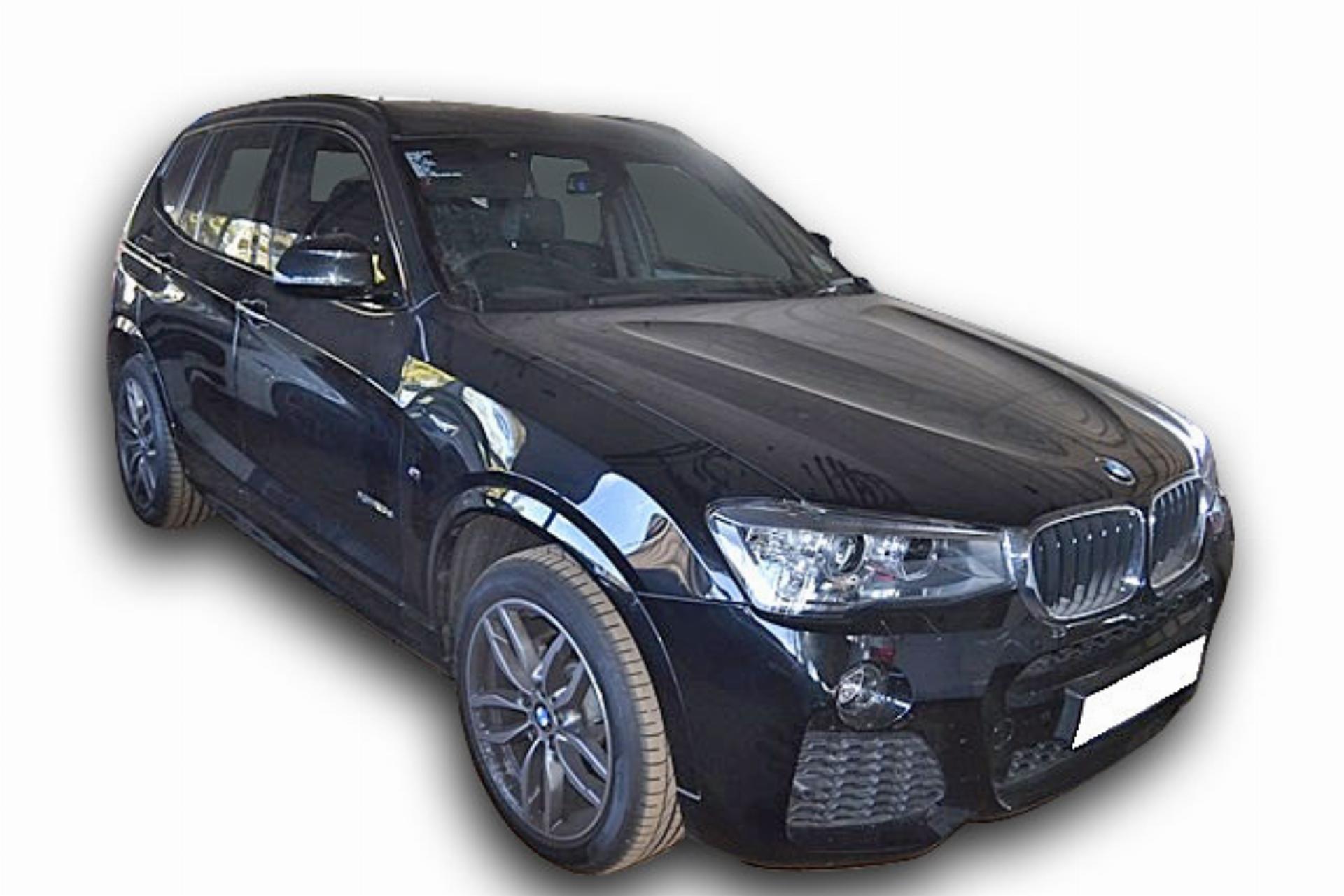 BMW X3 X Drive 20D M-SPORT