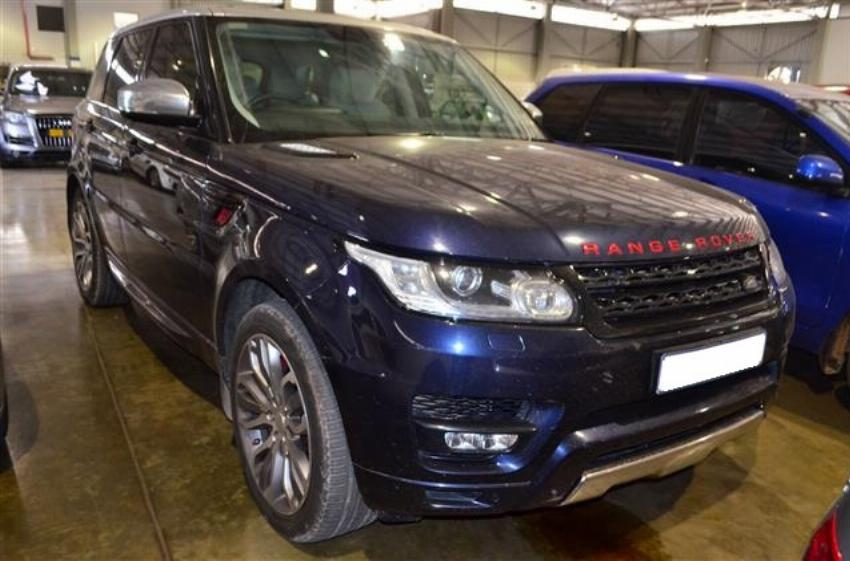 Land Rover Range Rover Sport 5.0 V8 S/C Hse Dynamic