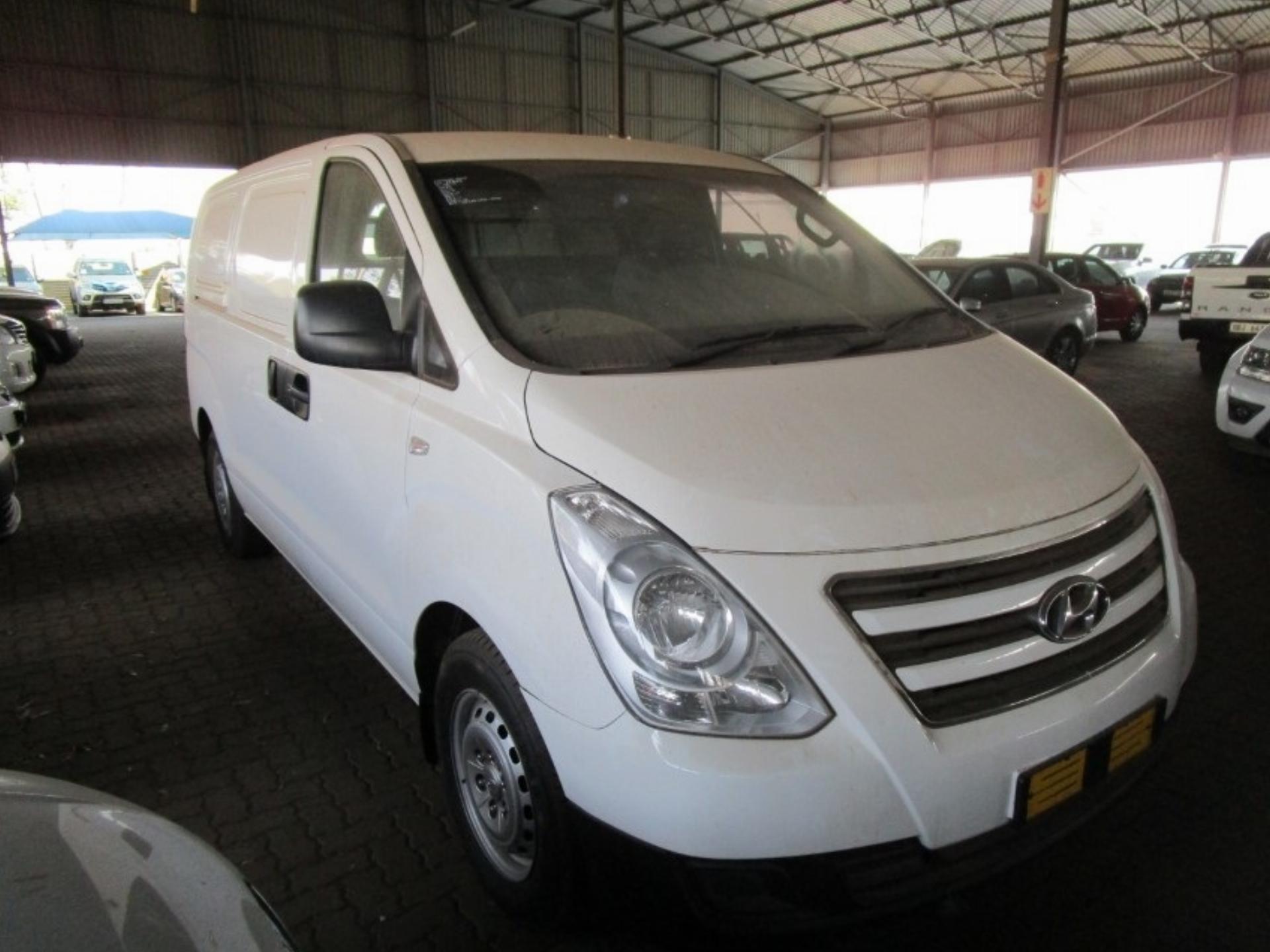 Hyundai H-1 2.5 Cdi