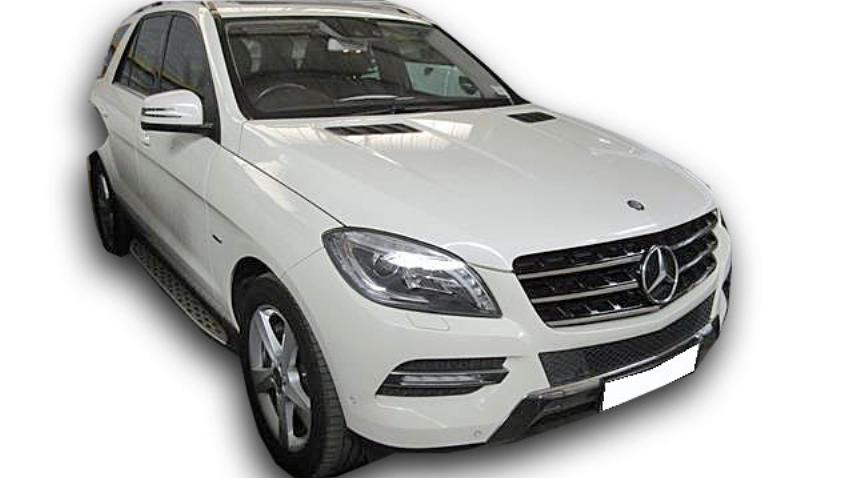 Mercedes Benz ML 500 BE