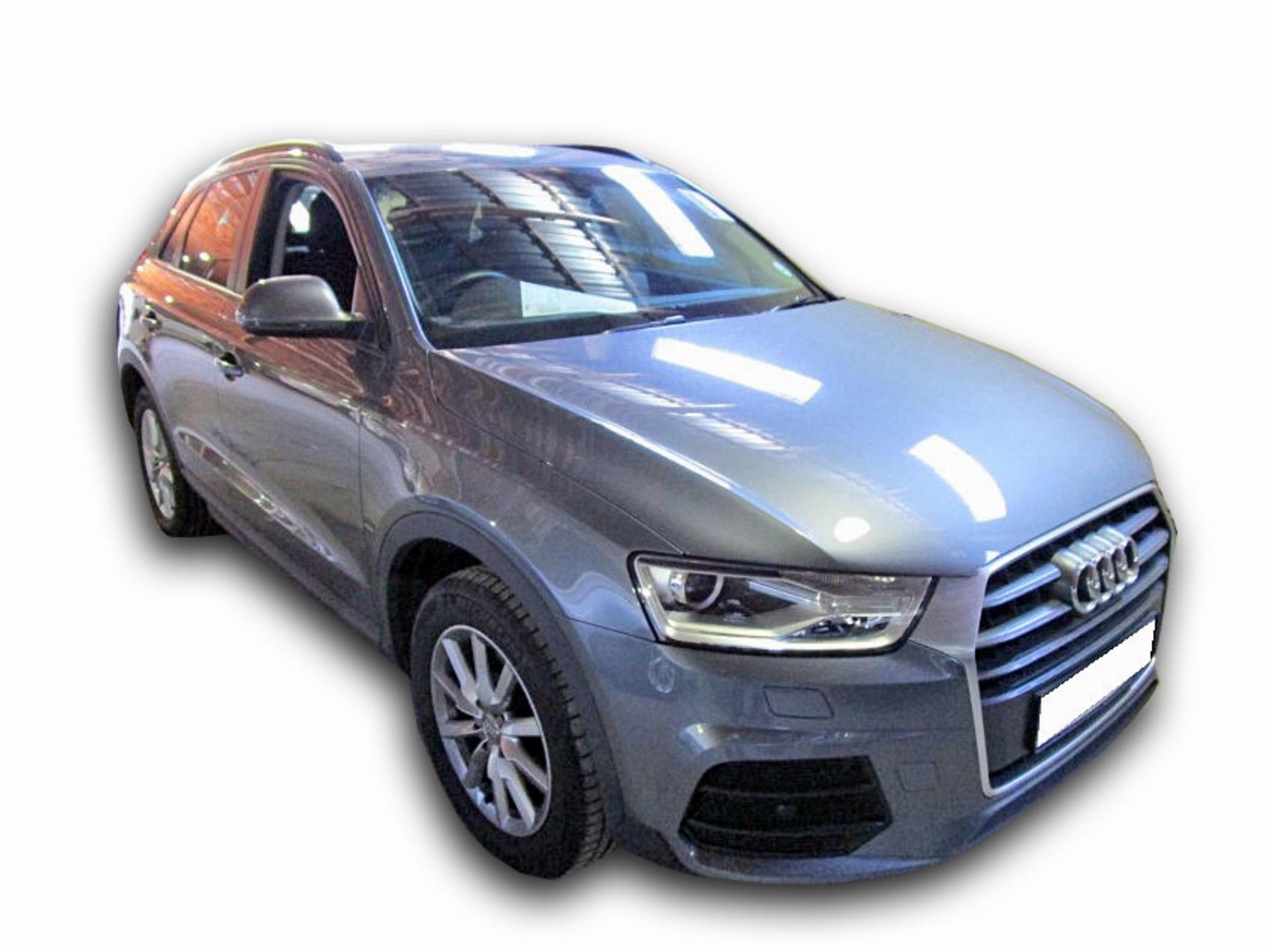 Audi Q3 1.4T Fsi