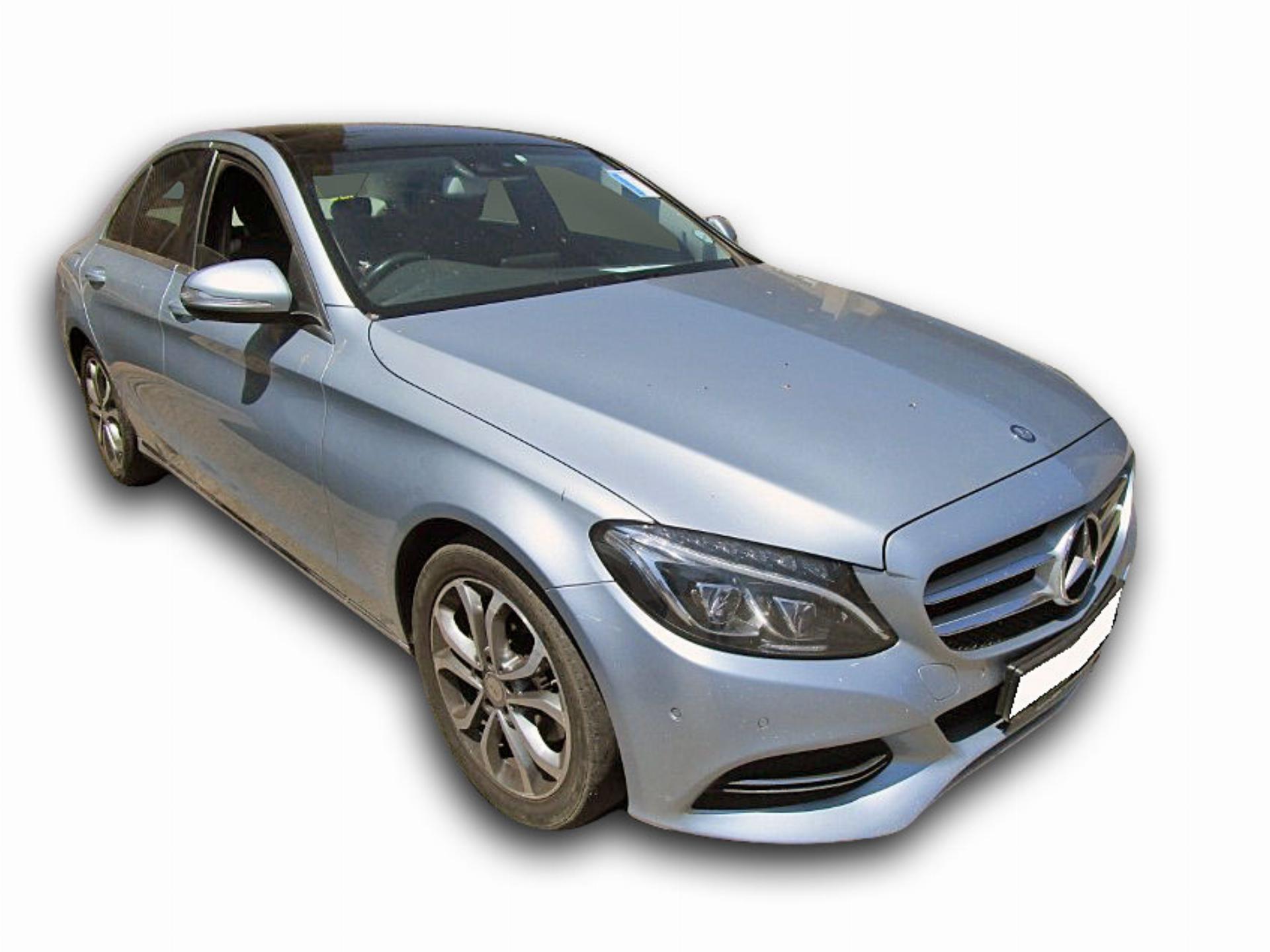 Mercedes Benz C Class C200 Bluetec A