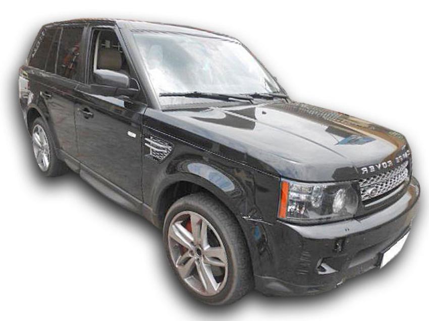 Land Rover Range Rover Sport 5.0 V8 S/C Hse