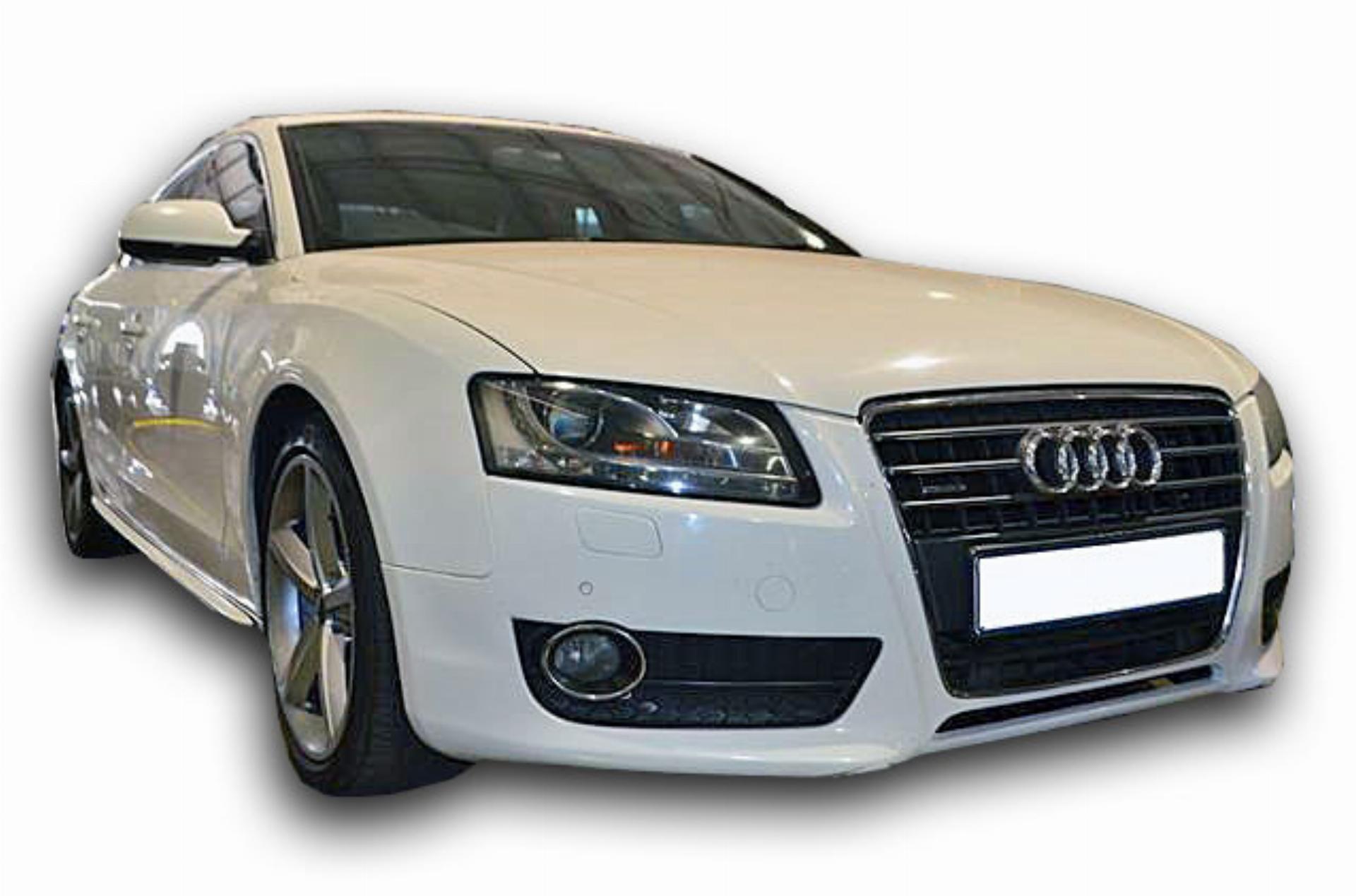 Audi A5 2.0T Fsi Q Stronic
