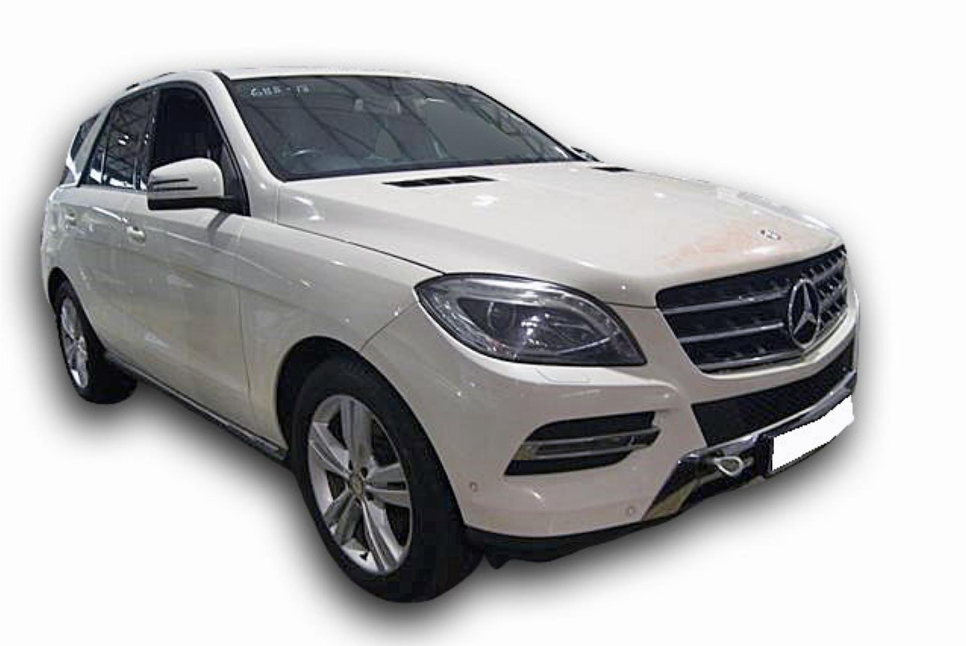 Mercedes Benz ML 350 Bluetech