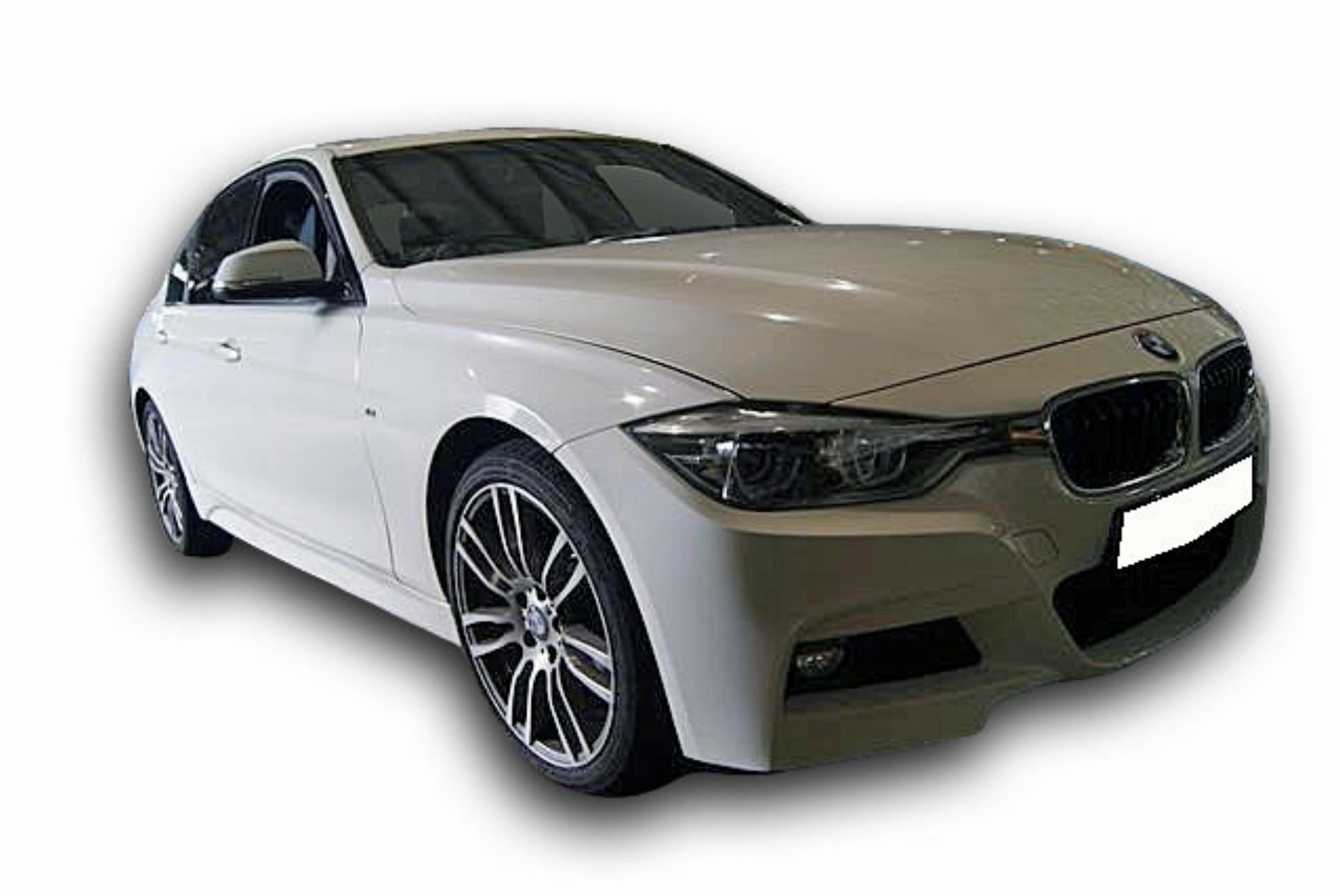 BMW 3 Series 320I Edition M Sport