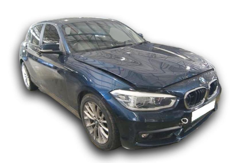 BMW 1 Series 118I 5DR A/T (F20)