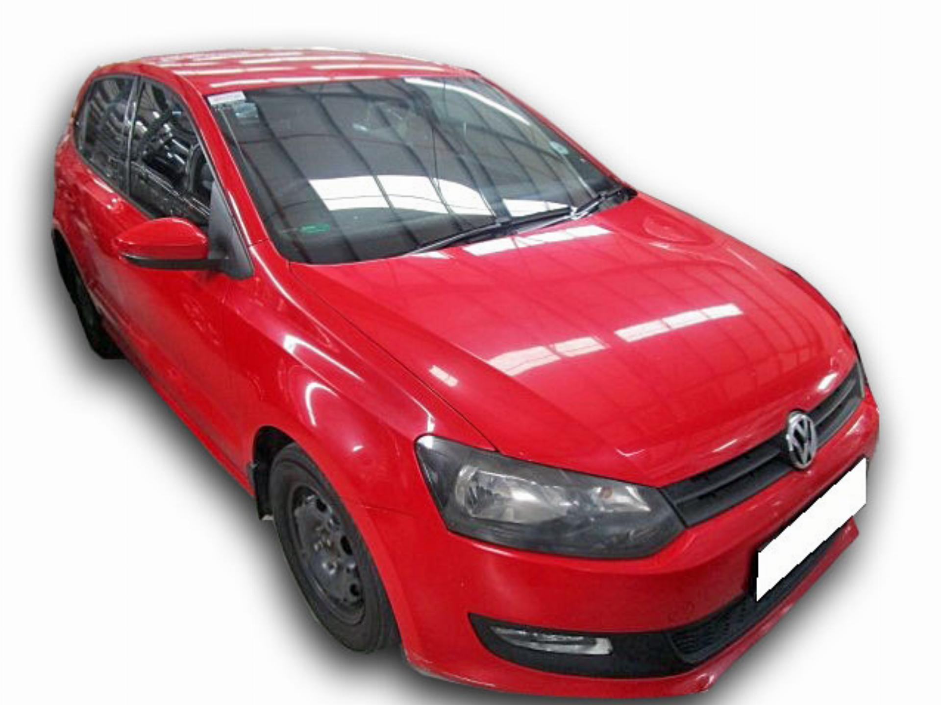 Volkswagen Polo 1.4 Tredline