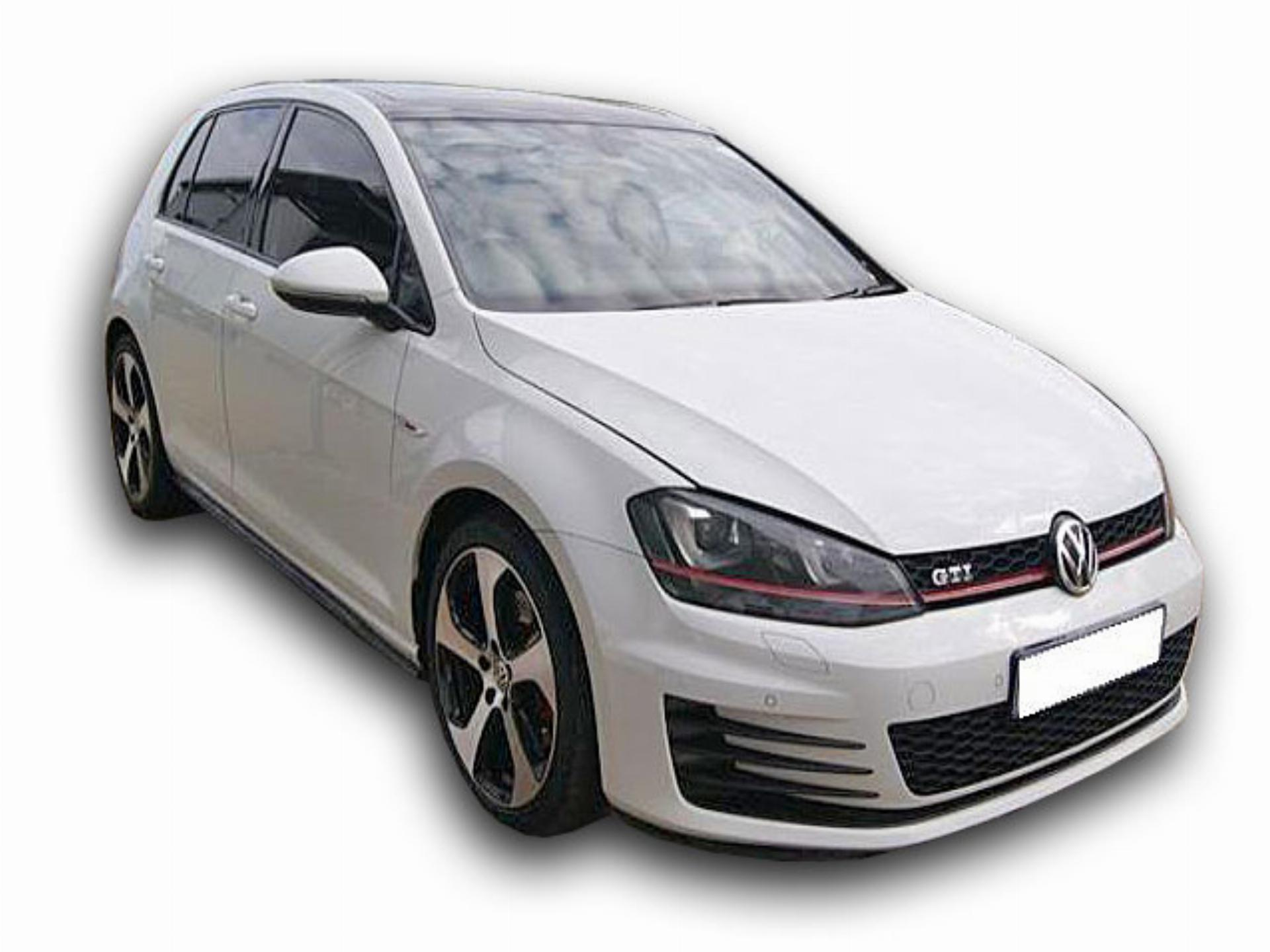 Bank Repossessed Vw Golf 7 Gti 2 0 2014