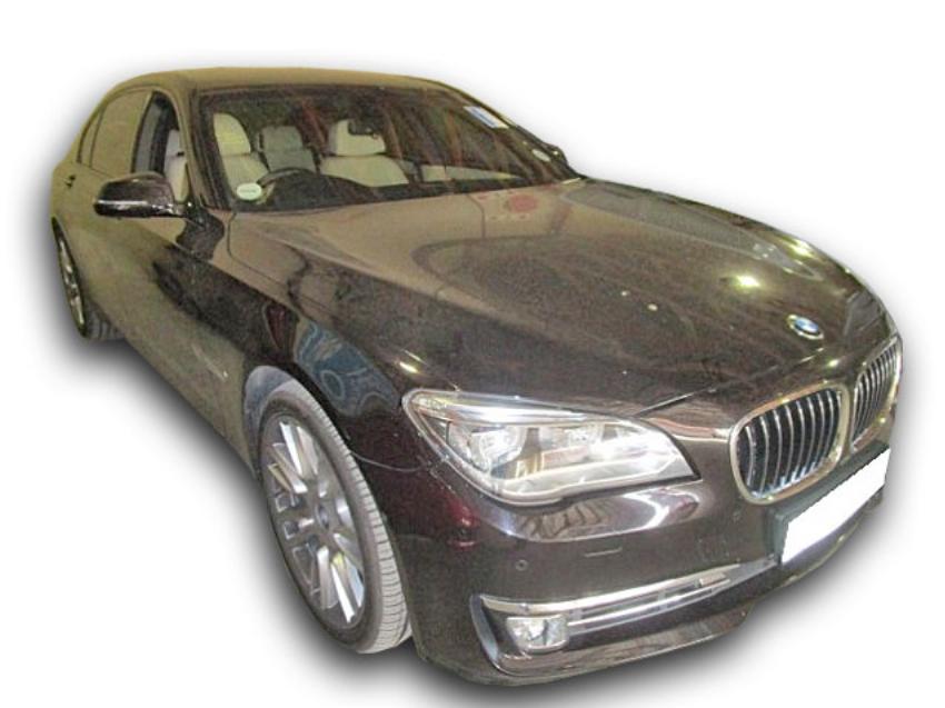 BMW 760LI Individual (F02)