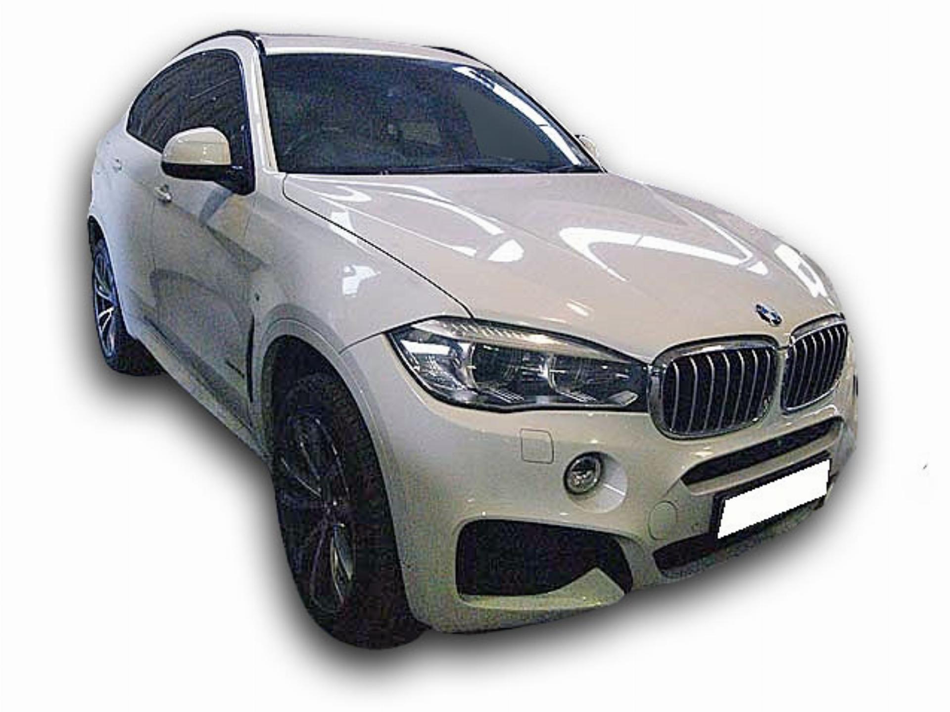 BMW X6 Xdrive 4.0D M Sport FI6