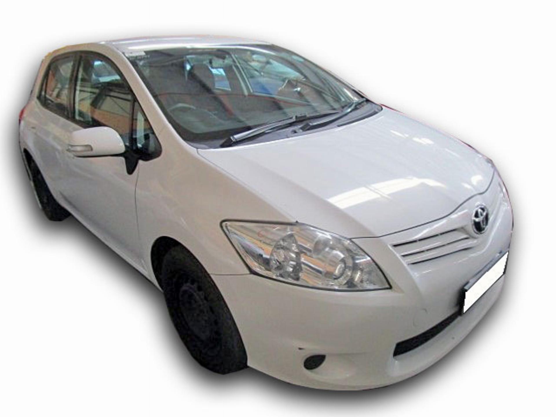 Toyota Auris 1.6 Professio