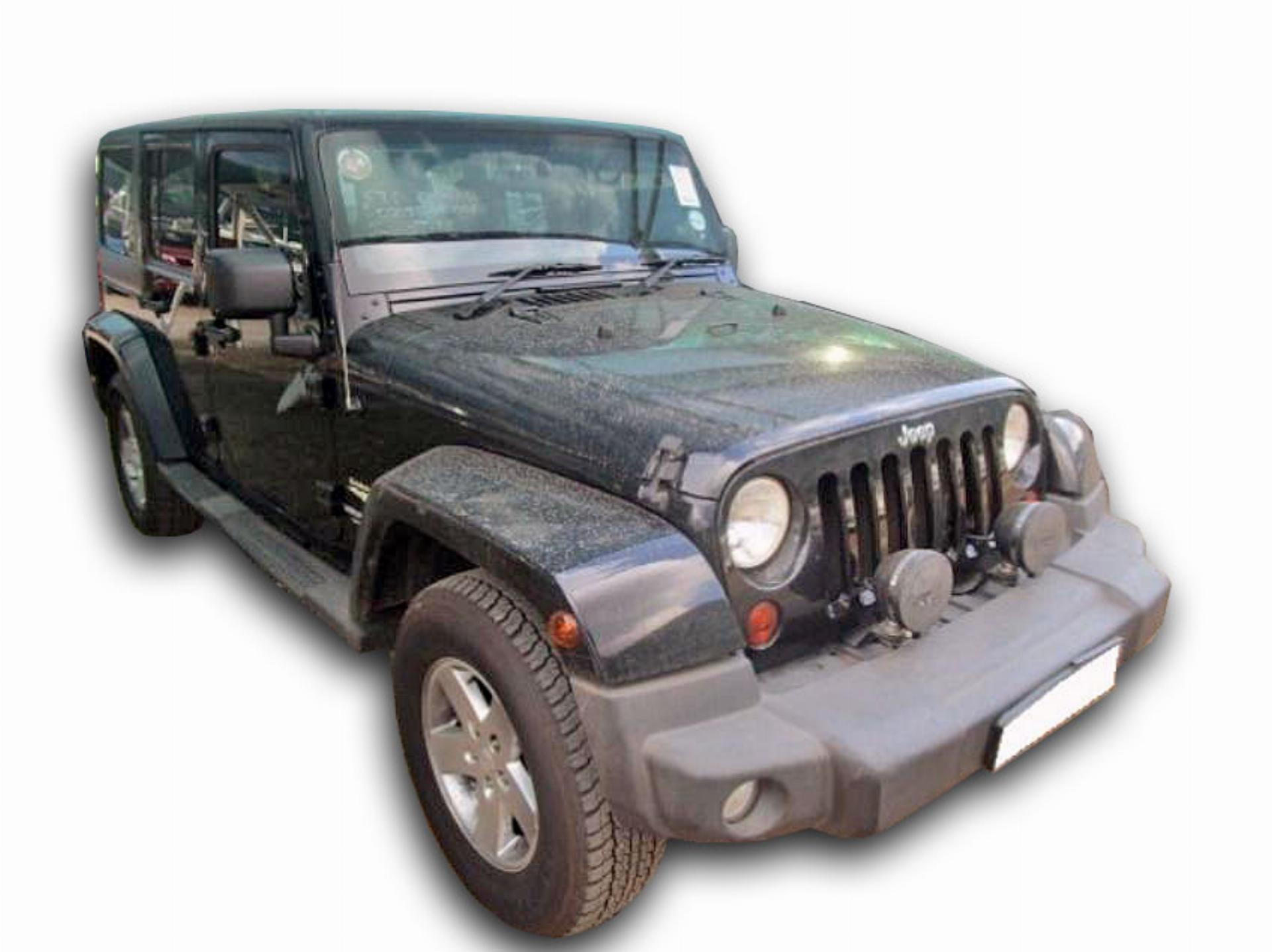 Jeep Wrangler Unltd