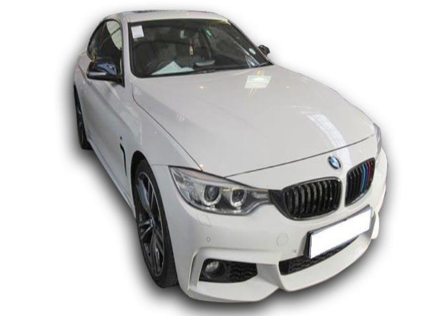 BMW 4 Series 435I Coupe M Sport