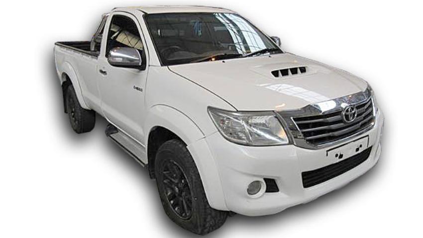 Toyota Hilux 3.0 D-4D Raider R
